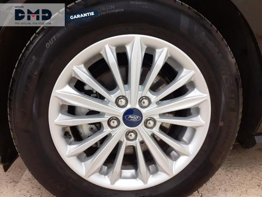 Ford Focus 1.5 Ecoblue 120ch Titanium - Visuel #13