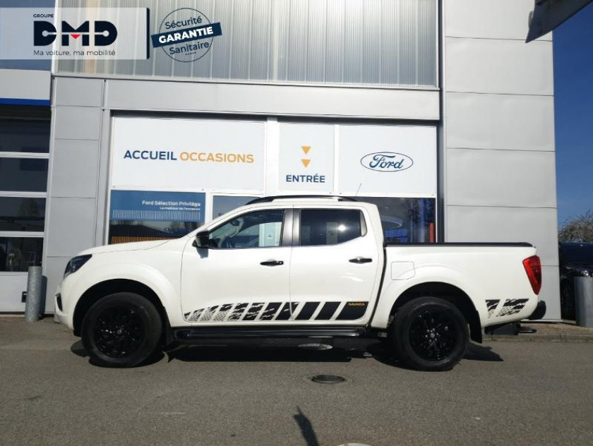 Nissan Navara 2.3 Dci 190ch Double-cab N-guard 2018 - Visuel #2