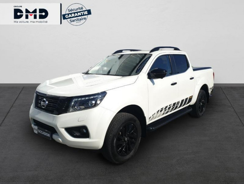 Nissan Navara 2.3 Dci 190ch Double-cab N-guard 2018 - Visuel #1