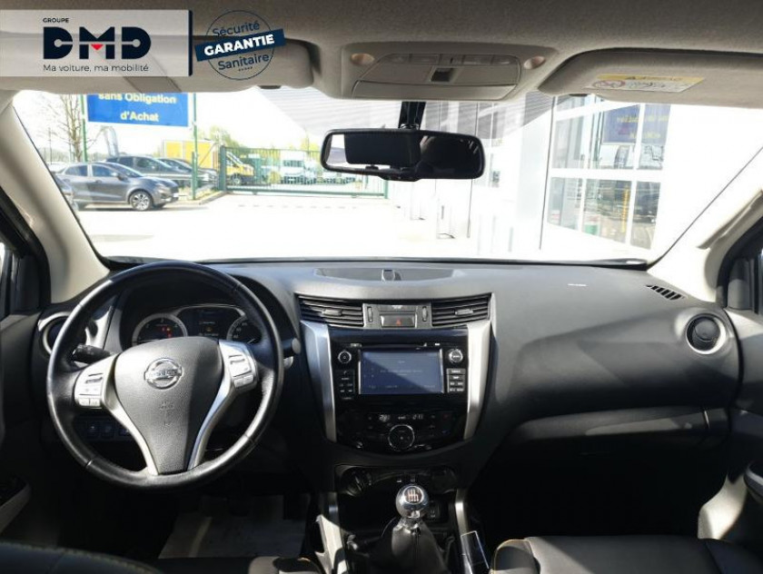 Nissan Navara 2.3 Dci 190ch Double-cab N-guard 2018 - Visuel #5