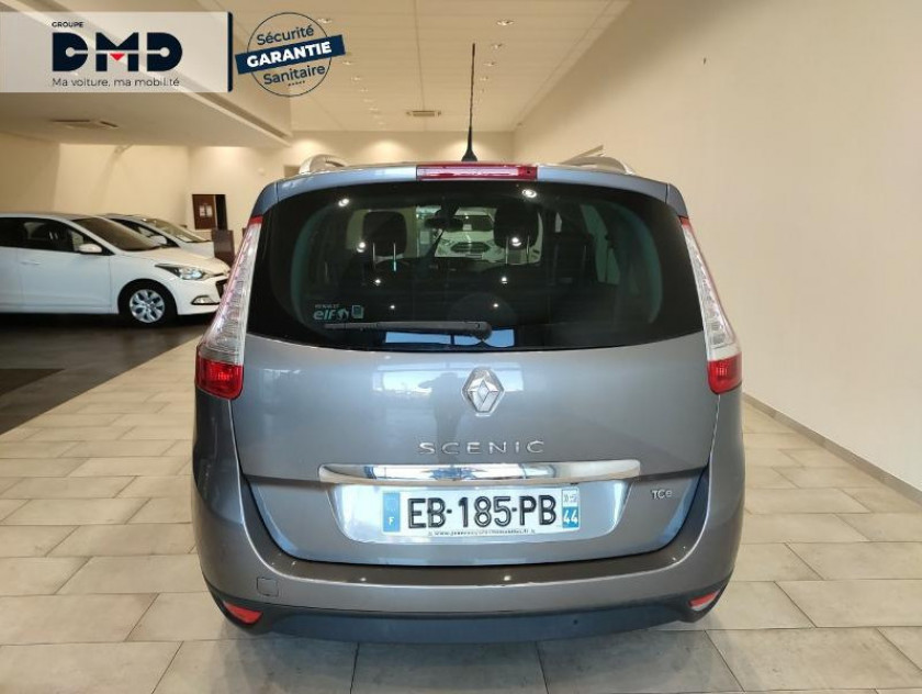 Renault Grand Scenic 1.2 Tce 130ch Energy Bose Euro6 7 Places 2015 - Visuel #11