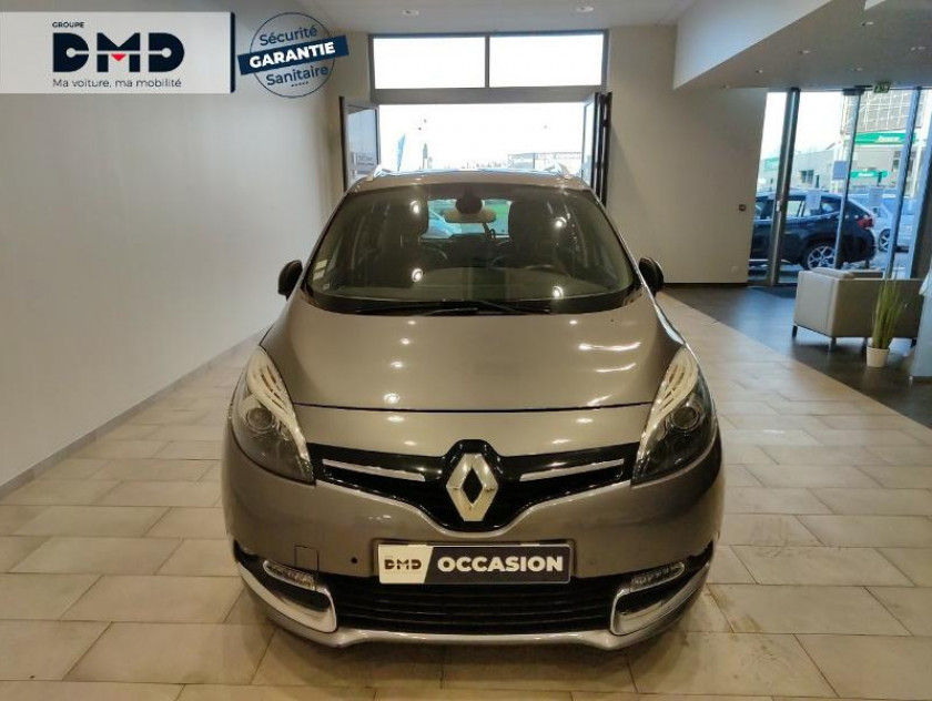 Renault Grand Scenic 1.2 Tce 130ch Energy Bose Euro6 7 Places 2015 - Visuel #4
