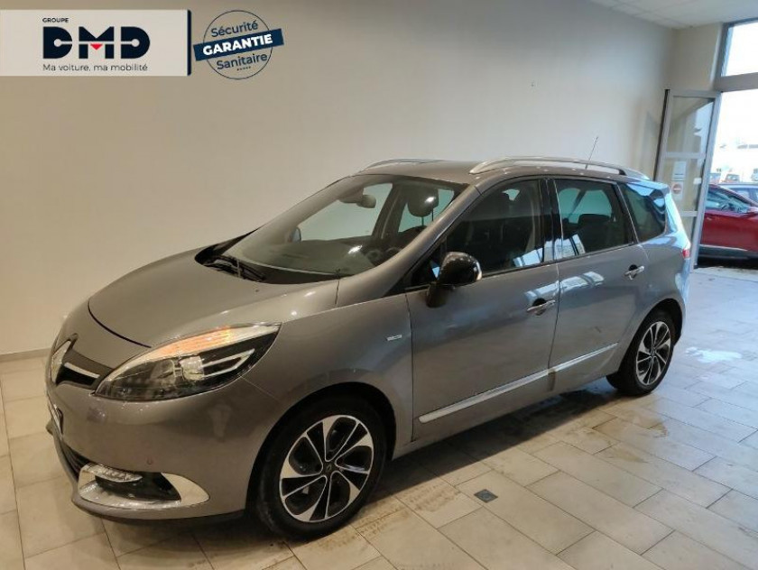 Renault Grand Scenic 1.2 Tce 130ch Energy Bose Euro6 7 Places 2015 - Visuel #1