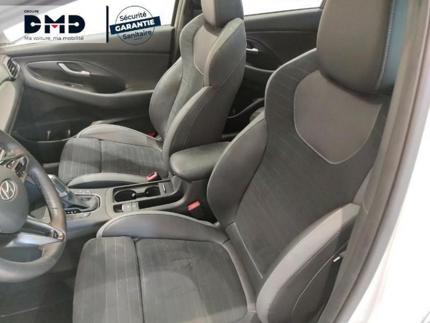 Hyundai I30 1.4 T-gdi 140ch N Line Dct-7 Euro6d-t - Visuel #9