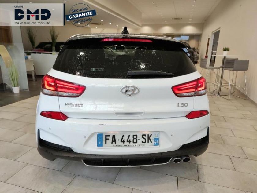 Hyundai I30 1.4 T-gdi 140ch N Line Dct-7 Euro6d-t - Visuel #11