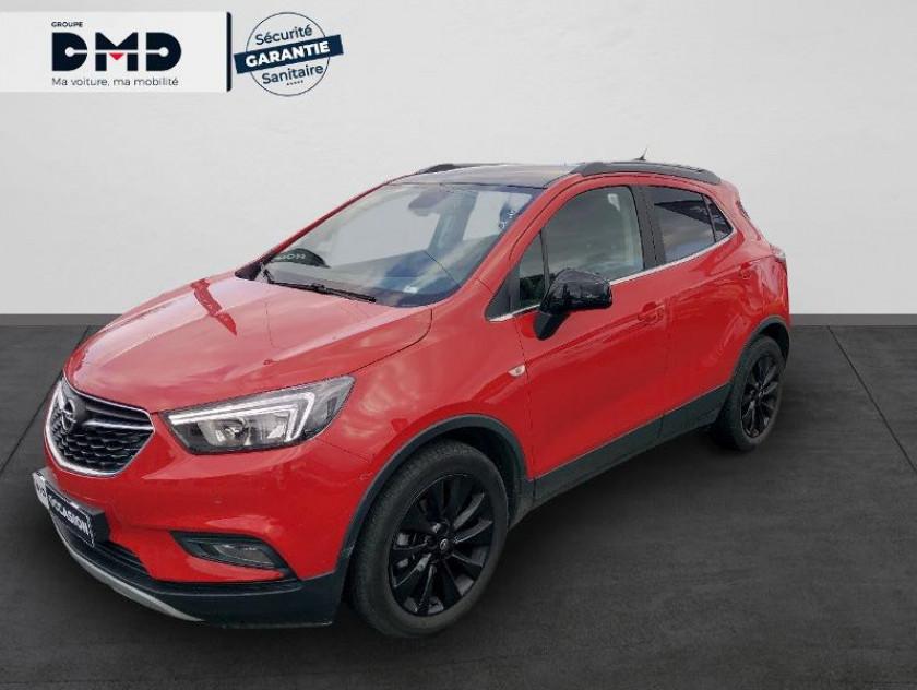 Opel Mokka X 1.6 D 136 Black Edition 4x2 Euro6d-t - Visuel #1