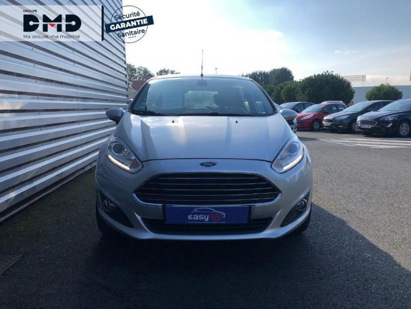 Ford Fiesta 1.5 Tdci 75ch Stop&start Titanium 5p - Visuel #4