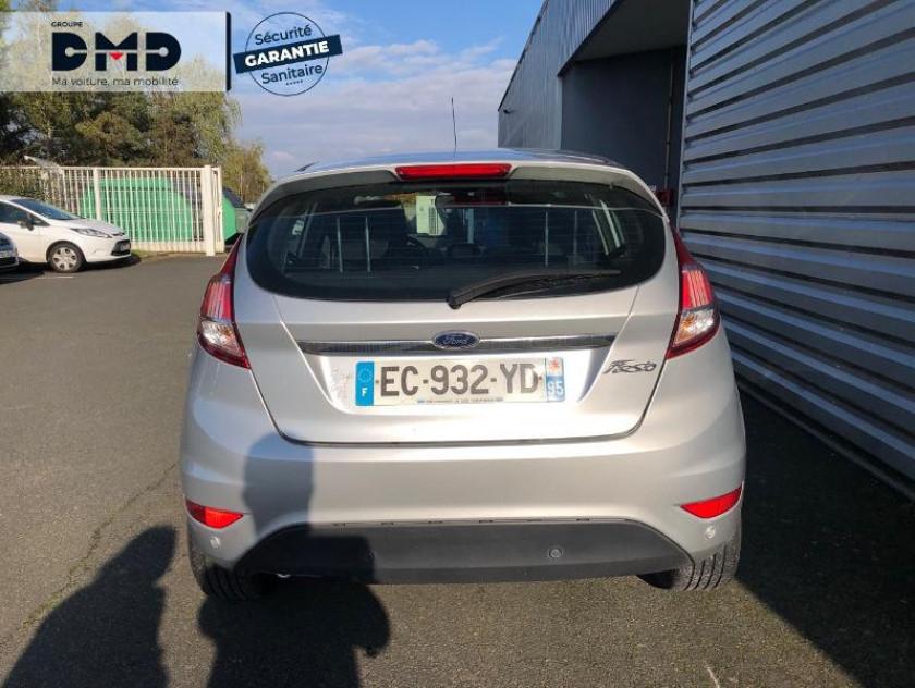 Ford Fiesta 1.5 Tdci 75ch Stop&start Titanium 5p - Visuel #11