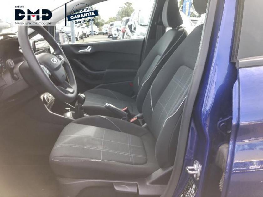 Ford Fiesta 1.1 85ch Trend 5p Euro6.2 - Visuel #9