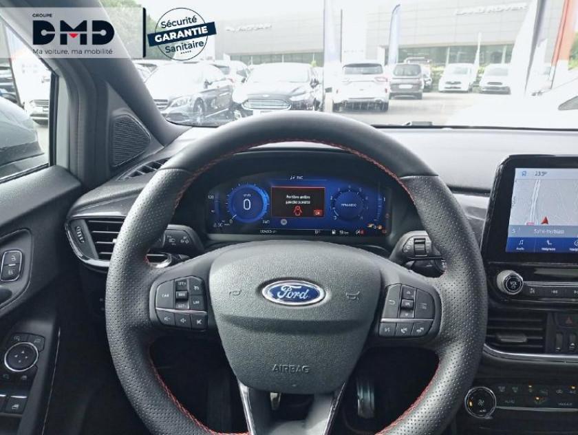 Ford Puma 1.0 Ecoboost 125ch Mhev St-line - Visuel #7