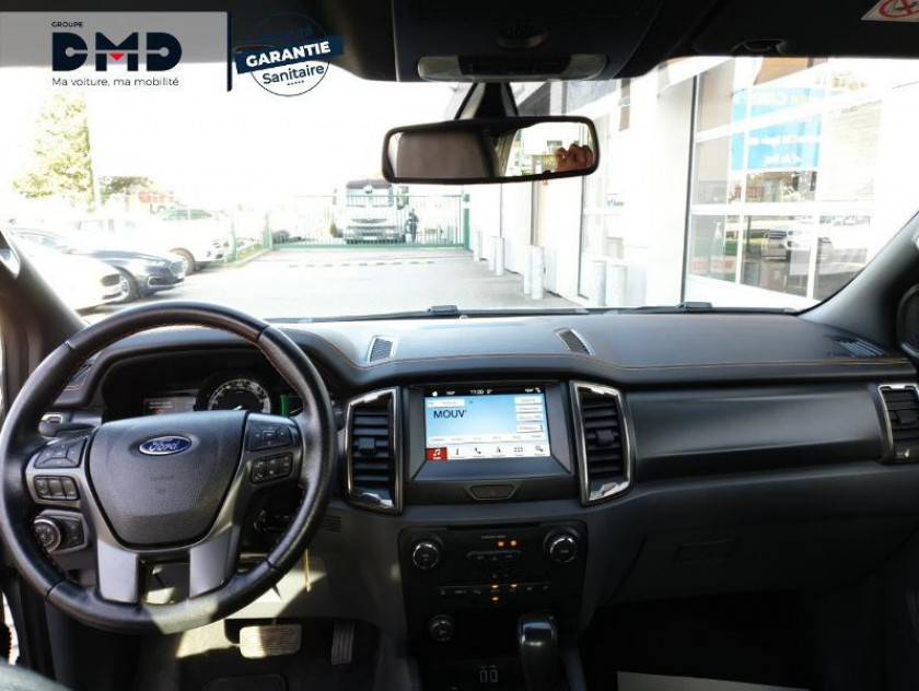 Ford Ranger 3.2 Tdci 200ch Super Cab Xlt Wildtrak Bva - Visuel #5