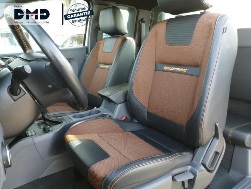 Ford Ranger 3.2 Tdci 200ch Super Cab Xlt Wildtrak Bva - Visuel #9