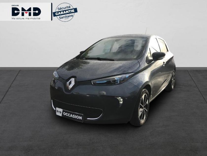 Renault Zoe Zen Charge Normale R90 - Visuel #1