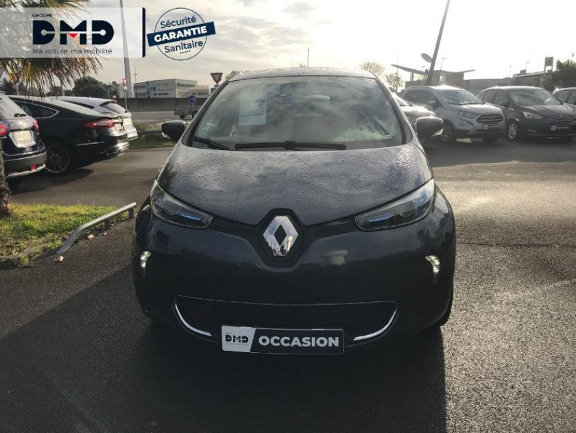 Renault Zoe Zen Charge Normale R90 - Visuel #4