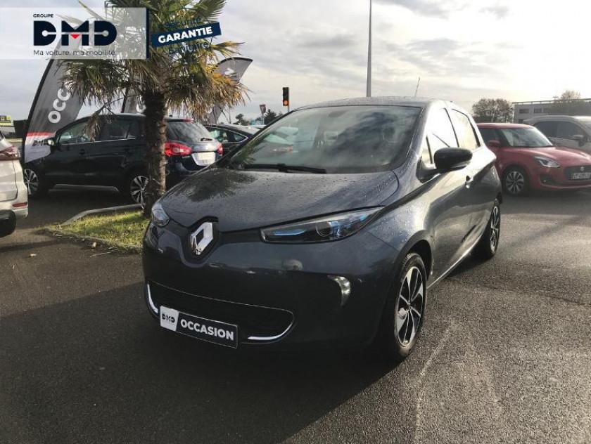 Renault Zoe Zen Charge Normale R90 - Visuel #14