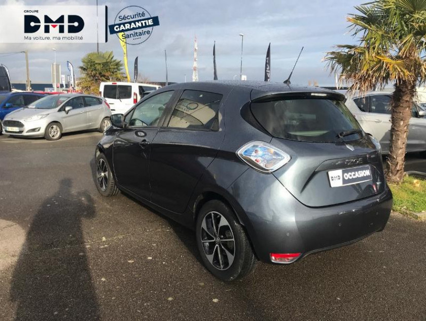 Renault Zoe Zen Charge Normale R90 - Visuel #3