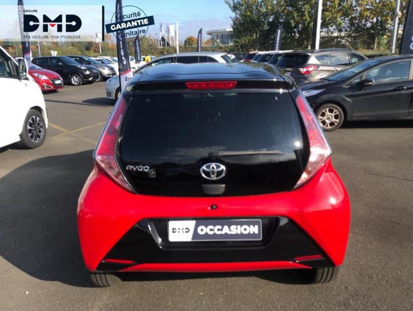 Toyota Aygo 1.0 Vvt-i 69ch X-cite 4 5p - Visuel #11
