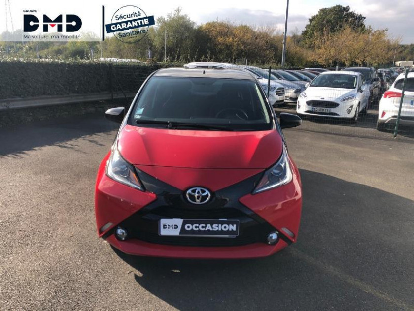Toyota Aygo 1.0 Vvt-i 69ch X-cite 4 5p - Visuel #4