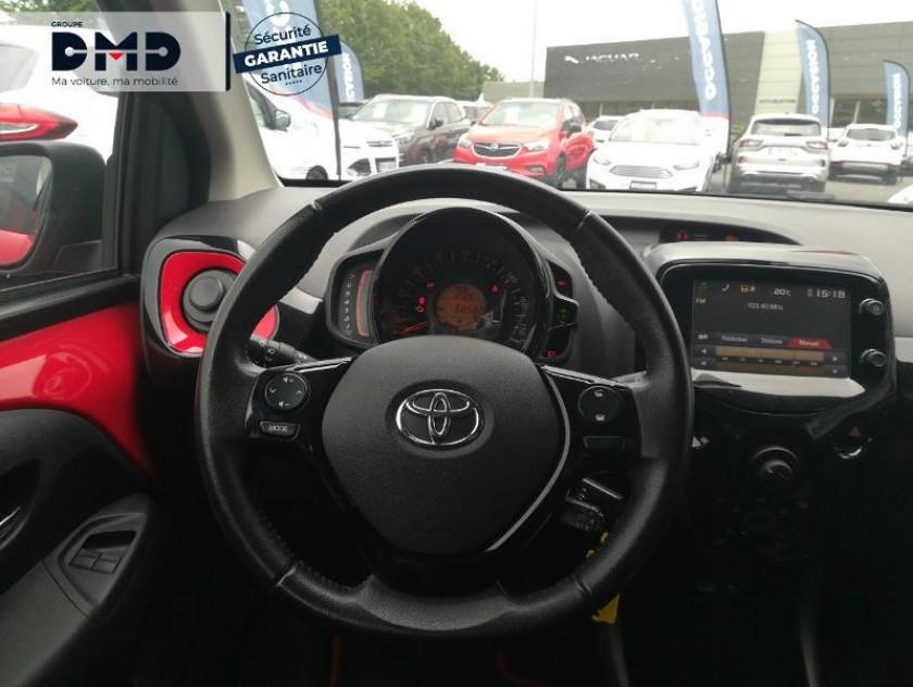 Toyota Aygo 1.0 Vvt-i 69ch X-cite 4 5p - Visuel #7