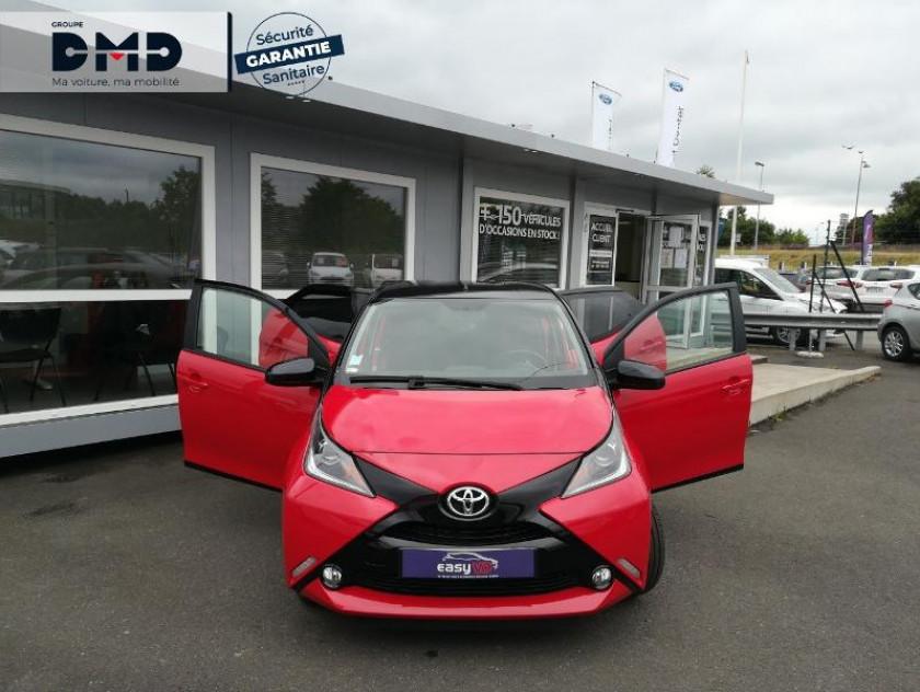 Toyota Aygo 1.0 Vvt-i 69ch X-cite 4 5p - Visuel #15