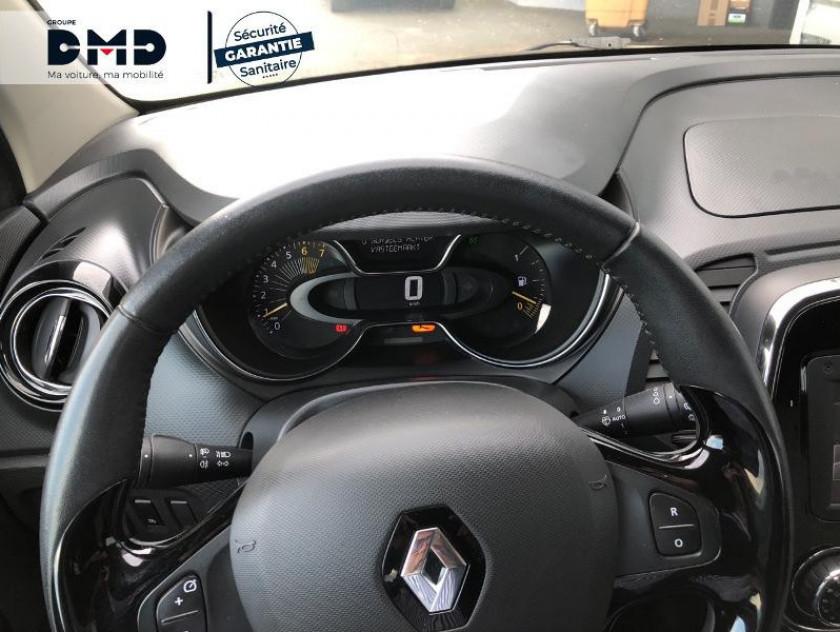 Renault Captur 0.9 Tce 90ch Stop&start Energy Intens Eco² - Visuel #7