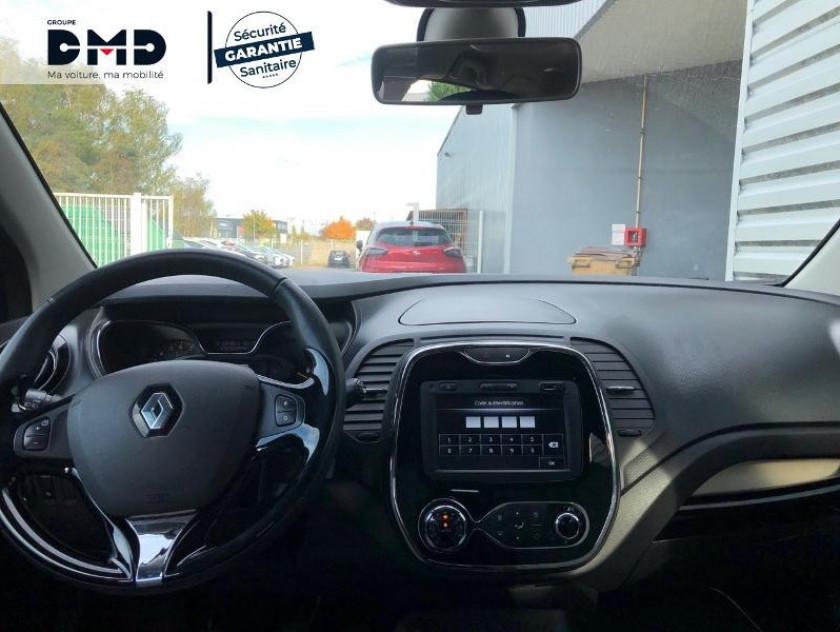 Renault Captur 0.9 Tce 90ch Stop&start Energy Intens Eco² - Visuel #5