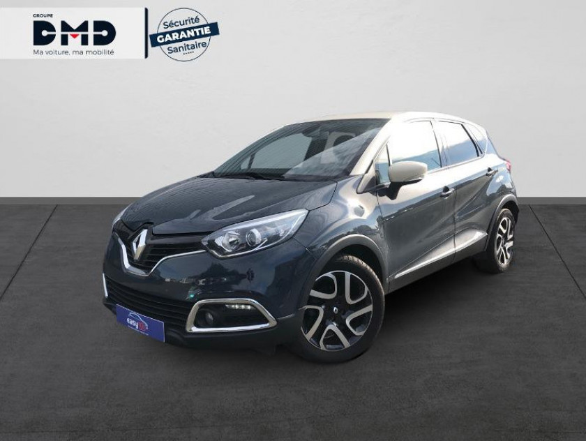 Renault Captur 0.9 Tce 90ch Stop&start Energy Intens Eco² - Visuel #1