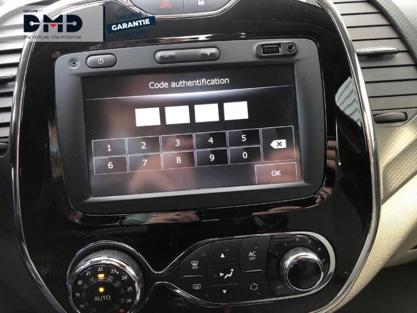 Renault Captur 0.9 Tce 90ch Stop&start Energy Intens Eco² - Visuel #6