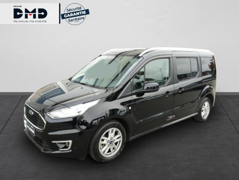 Ford Grd Tourneo Connect 1.5 Ecoblue 120ch Stop&start Titanium - Visuel #1