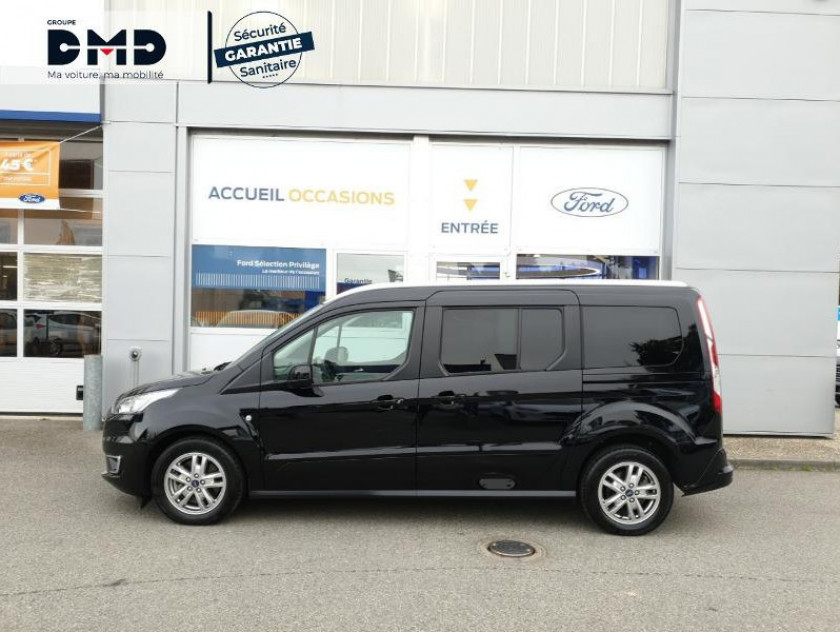 Ford Grd Tourneo Connect 1.5 Ecoblue 120ch Stop&start Titanium - Visuel #2