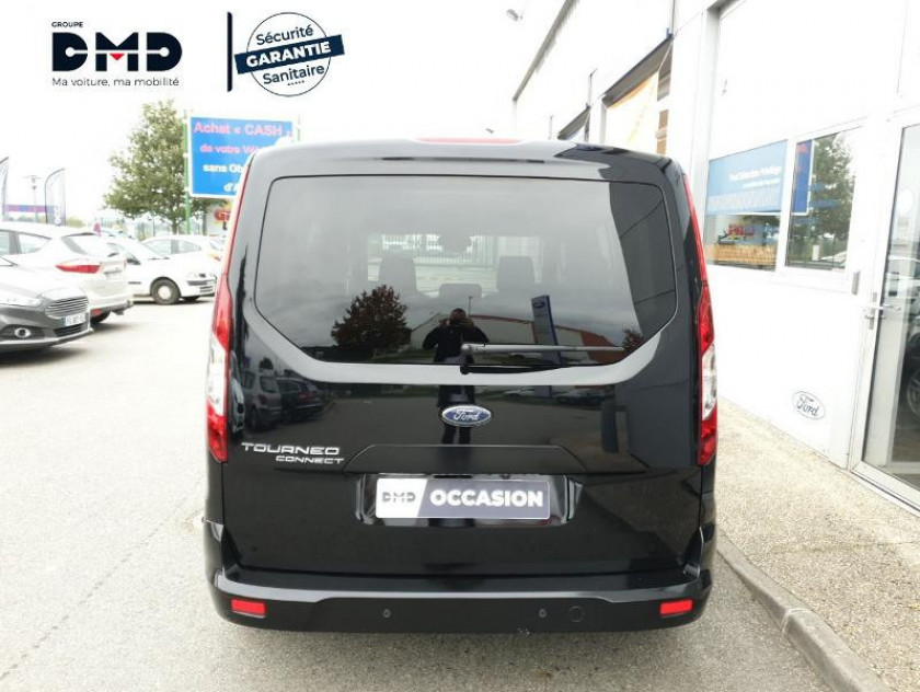 Ford Grd Tourneo Connect 1.5 Ecoblue 120ch Stop&start Titanium - Visuel #11