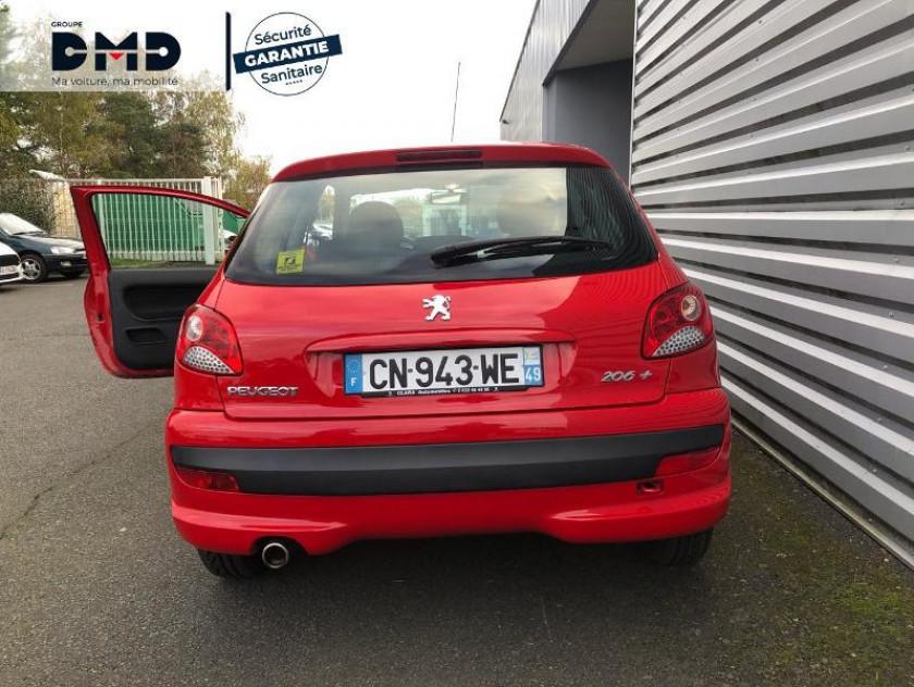 Peugeot 206 + 1.1 Génération 3p - Visuel #11