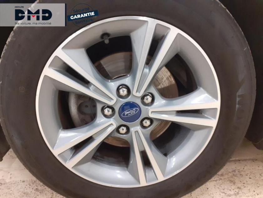 Ford C-max 1.6 Tdci115 Fap Edition - Visuel #13