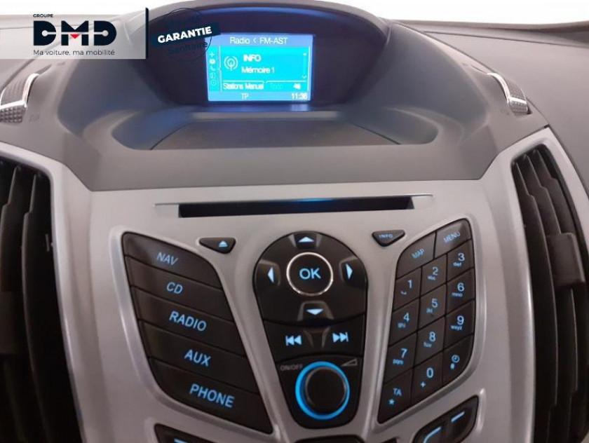 Ford C-max 1.6 Tdci115 Fap Edition - Visuel #6