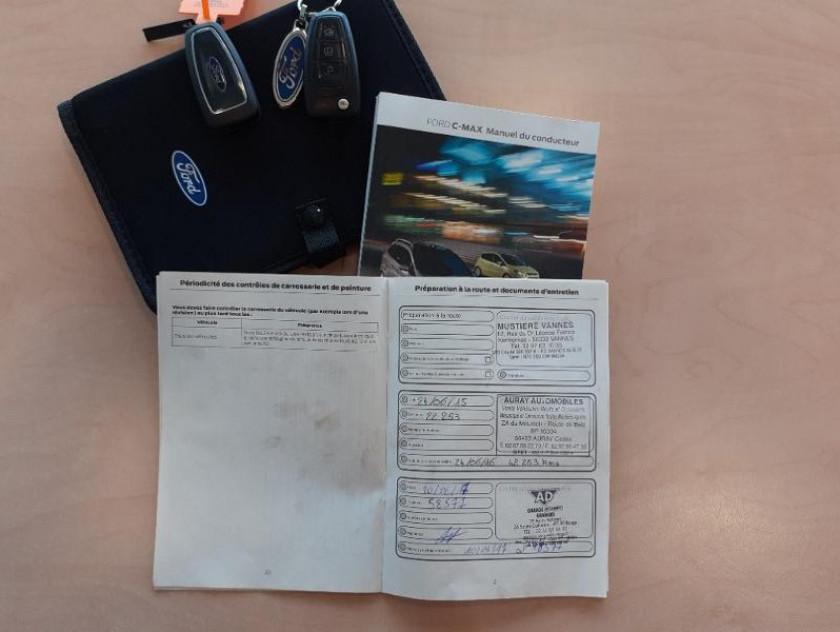 Ford C-max 1.6 Tdci115 Fap Edition - Visuel #15