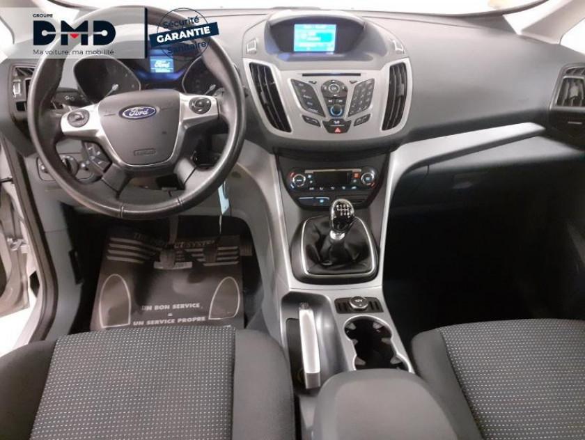 Ford C-max 1.6 Tdci115 Fap Edition - Visuel #5
