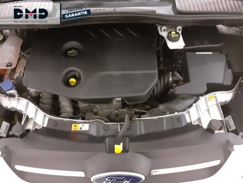 Ford C-max 1.6 Tdci115 Fap Edition - Visuel #14
