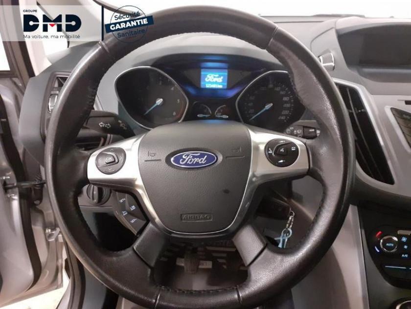 Ford C-max 1.6 Tdci115 Fap Edition - Visuel #7