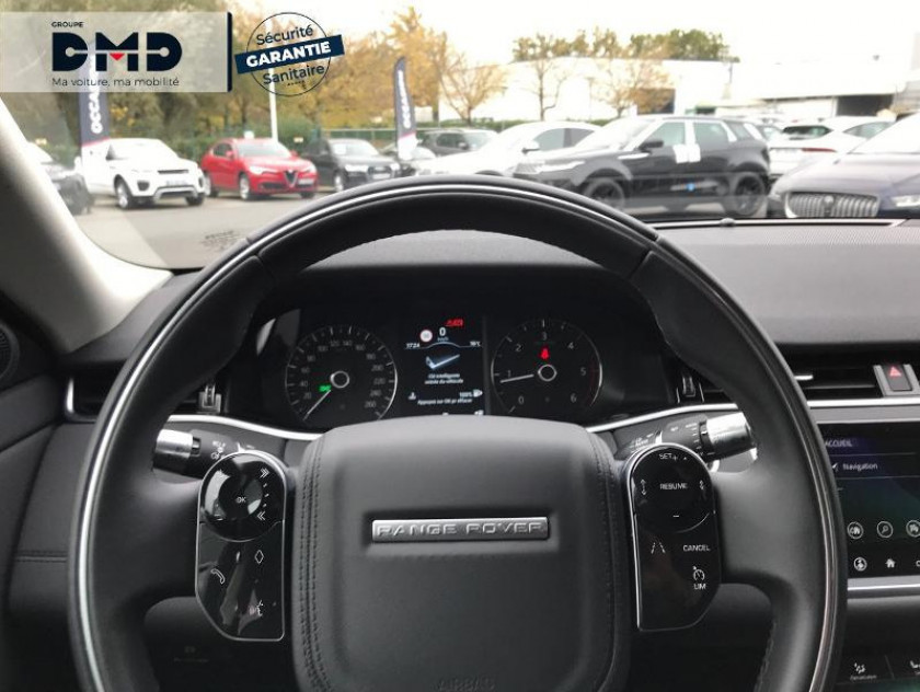 Land Rover Evoque 2.0 D 150ch S Awd Bva - Visuel #7