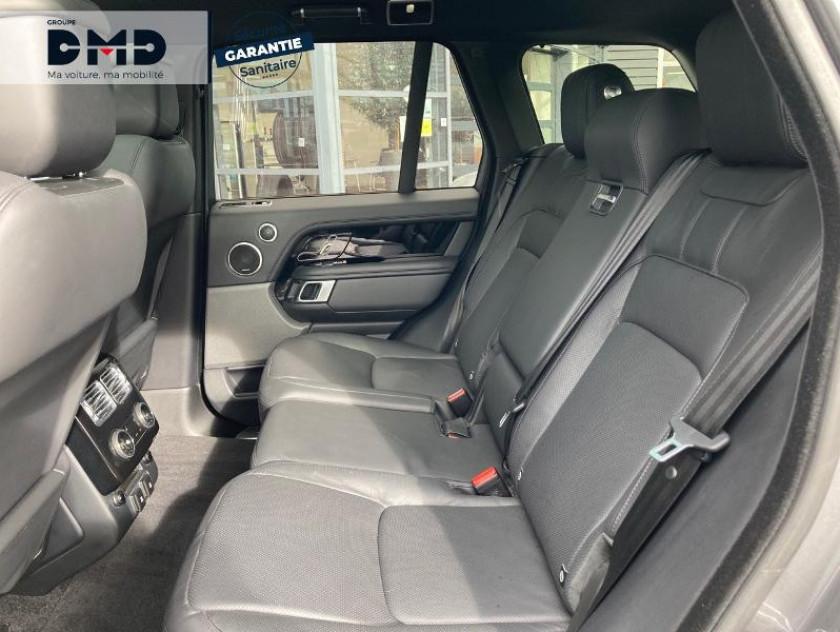 Land Rover Range Rover 4.4 Sdv8 339ch Vogue Swb Mark Viii - Visuel #10