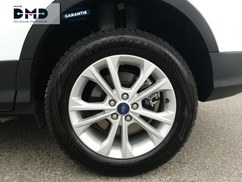 Ford Kuga 1.5 Flexifuel-e85 150ch Stop&start Titanium 170g 4x2 Euro6.2 - Visuel #13