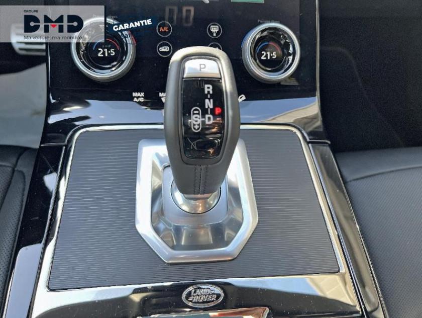 Land Rover Evoque 2.0 D 180ch R-dynamic Se Awd Bva - Visuel #8
