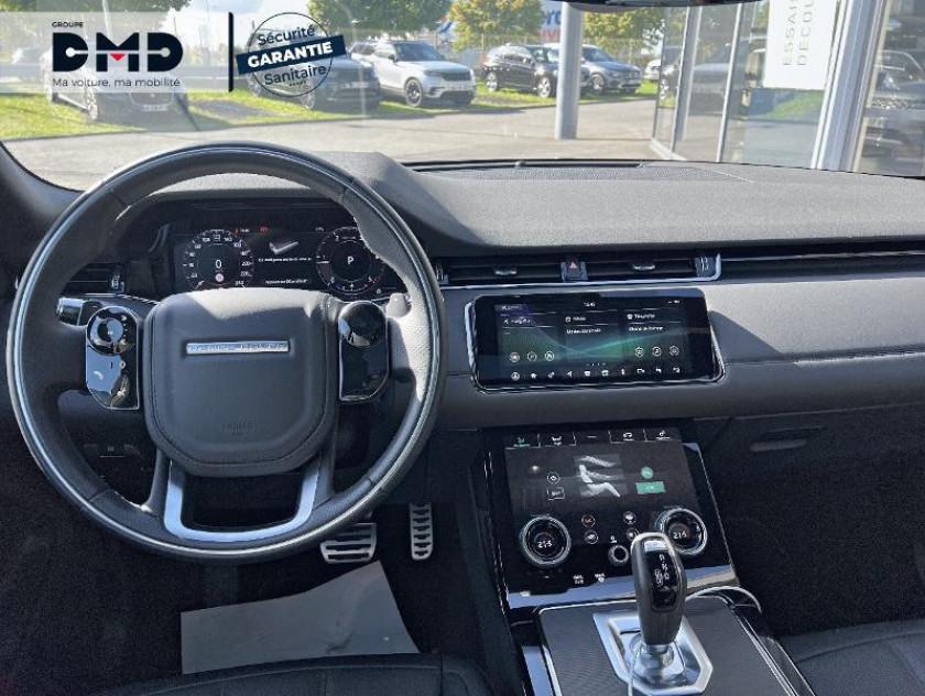 Land Rover Evoque 2.0 D 180ch R-dynamic Se Awd Bva - Visuel #5