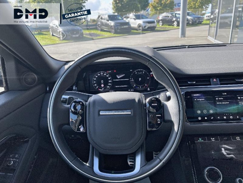 Land Rover Evoque 2.0 D 180ch R-dynamic Se Awd Bva - Visuel #7