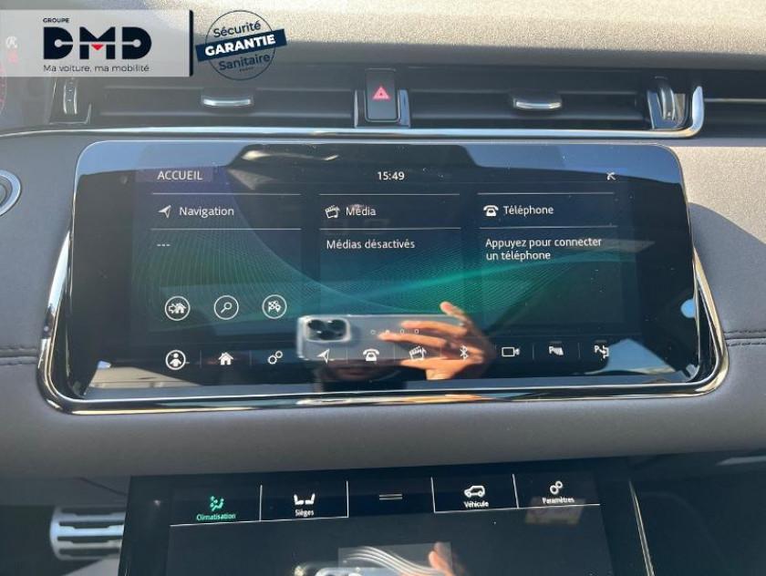 Land Rover Evoque 2.0 D 180ch R-dynamic Se Awd Bva - Visuel #6