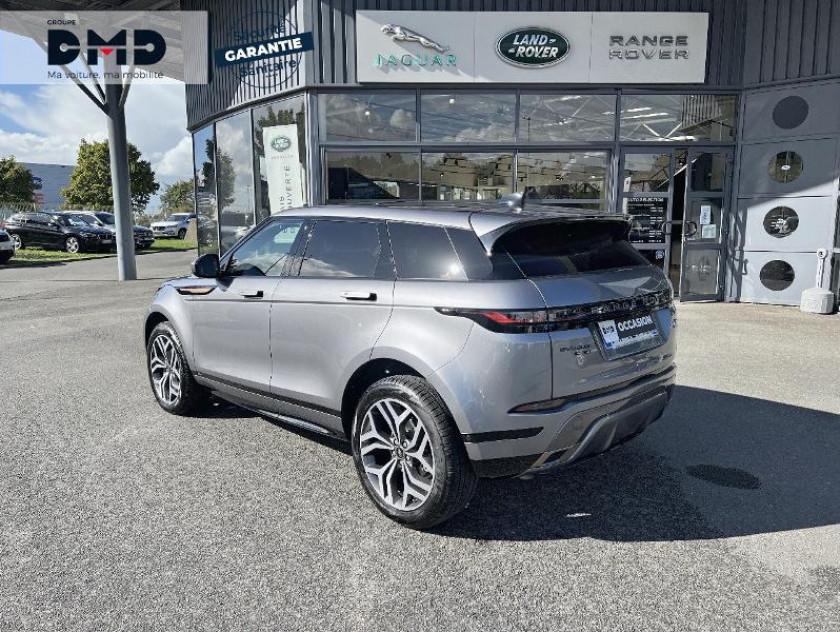 Land Rover Evoque 2.0 D 180ch R-dynamic Se Awd Bva - Visuel #3