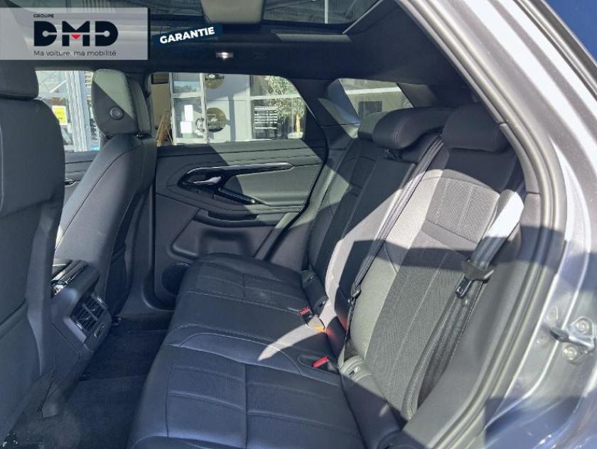 Land Rover Evoque 2.0 D 180ch R-dynamic Se Awd Bva - Visuel #10