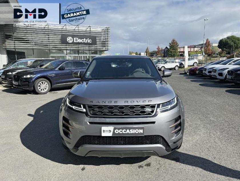 Land Rover Evoque 2.0 D 180ch R-dynamic Se Awd Bva - Visuel #4