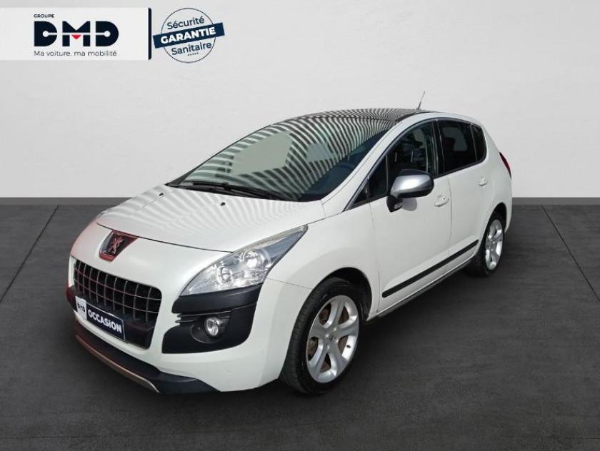 Peugeot 3008 1.6 Hdi115 Fap Allure - Visuel #1