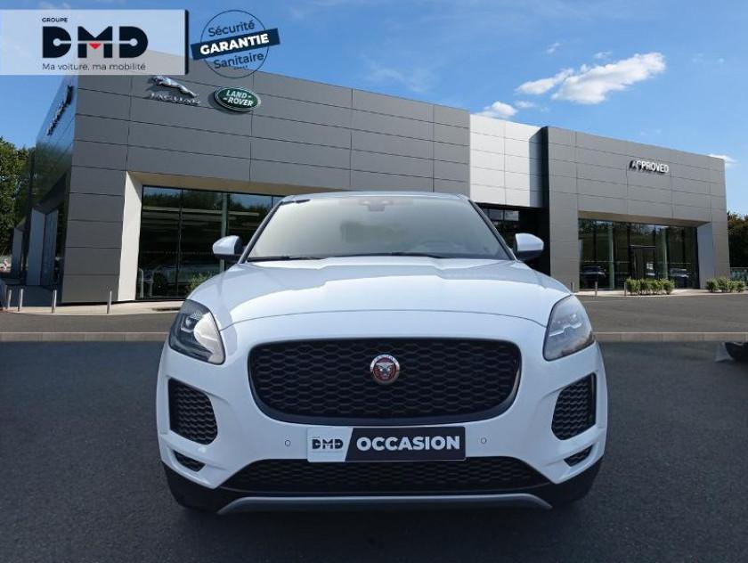 Jaguar E-pace 2.0p 200ch S Awd Bva9 - Visuel #4